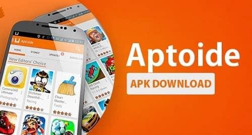 تحميل متجر Aptoide لتحميل تطبيقات والعاب الاندرويد