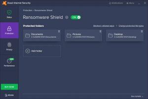 سهولة ومرونة الاستخدام Avast Antivirus