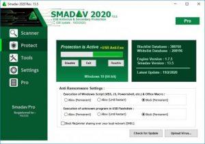 برنامج يضيف إلى جهاز الكمبيوتر وسيلة حماية إضافية