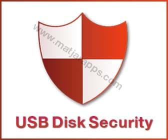 يتحميل برنامج حماية الفلاشة الشهير USB Disk Security